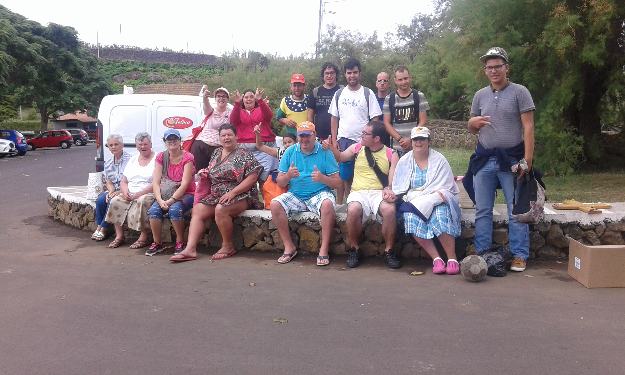 ECOS - Picnic Anual do CMA
